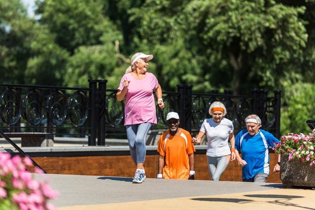 Cardio for Seniors