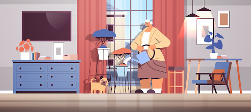 5 Tips for Furnishing Your Home Care Setting